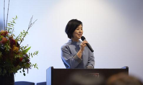 森田由美子講演中01